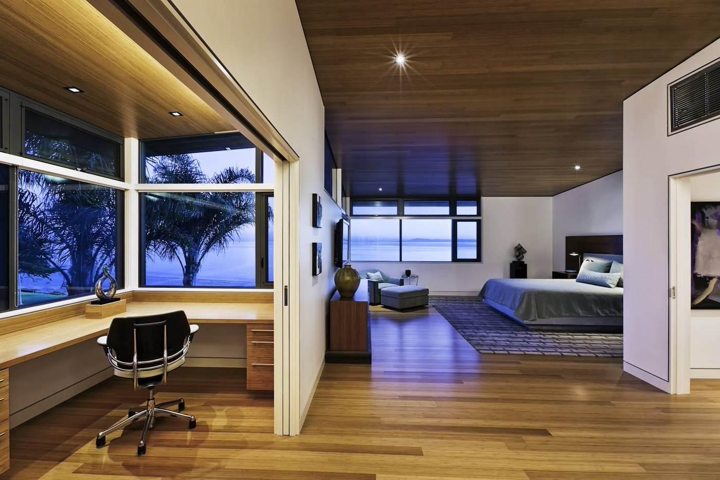 Гостиная спальня большая