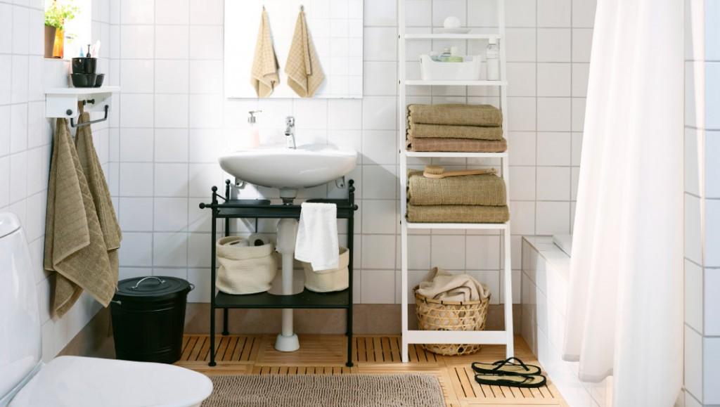 Пример дизайна ванной
