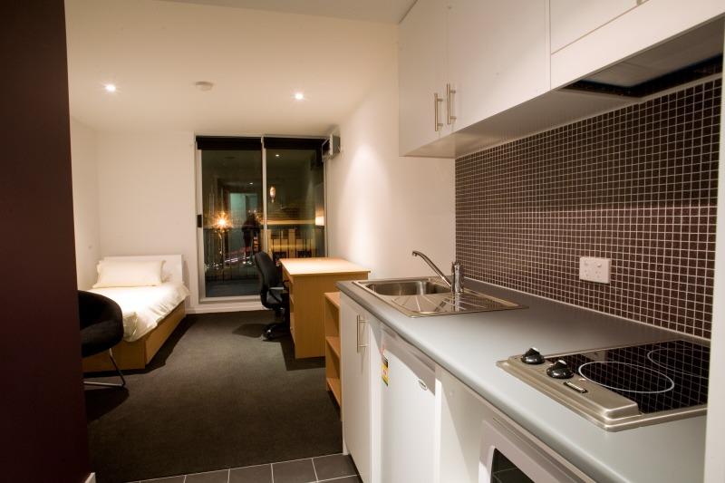 Комната на кухне