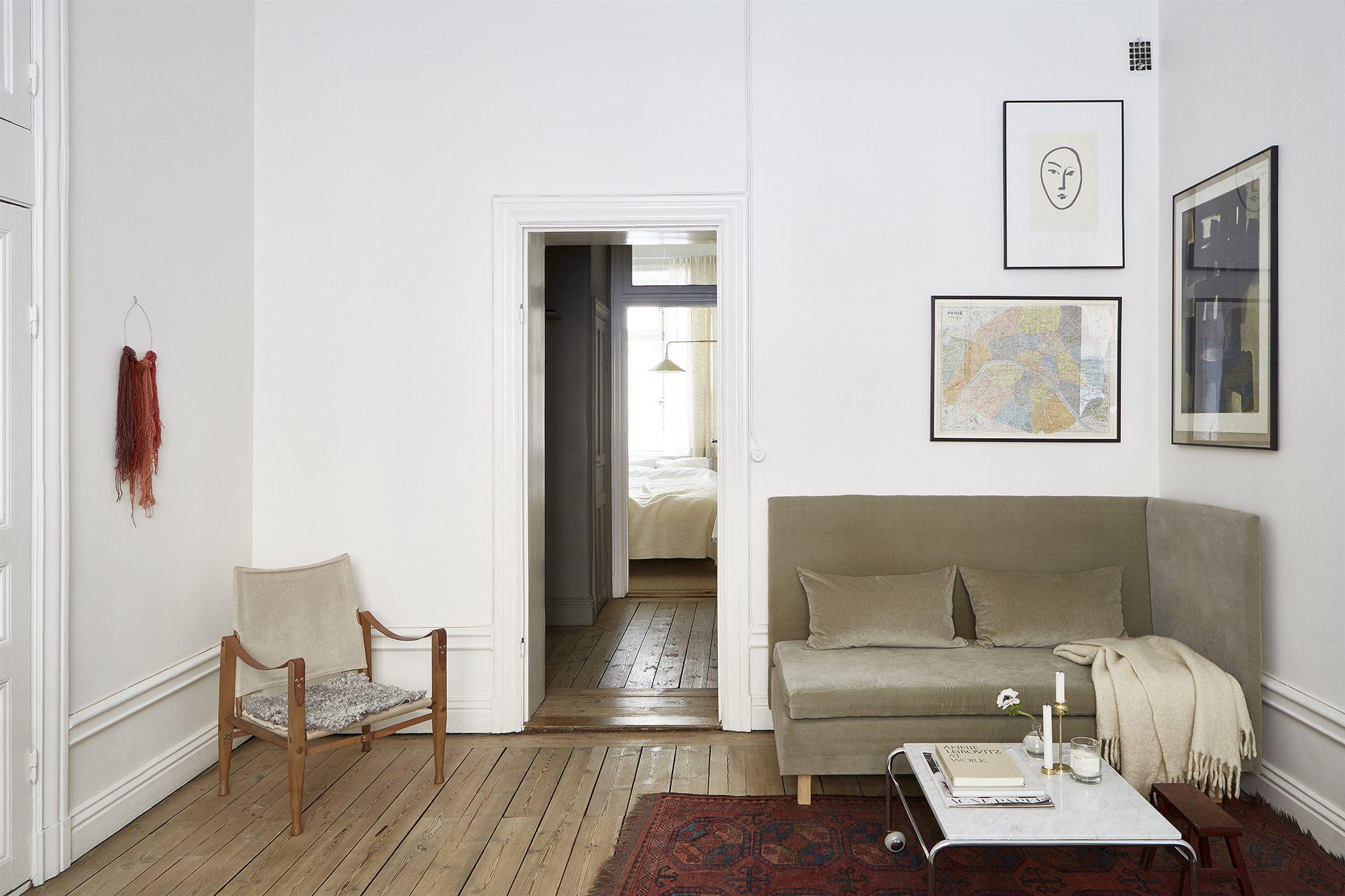 Бюджетный ремонт и декор в однокомнатной квартире
