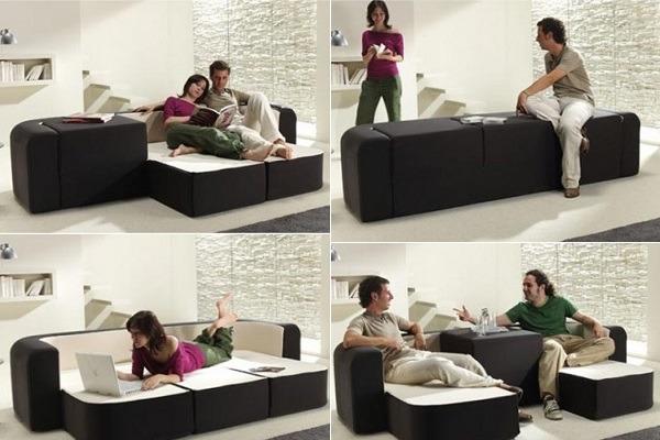 Трансформирующаяся мебель