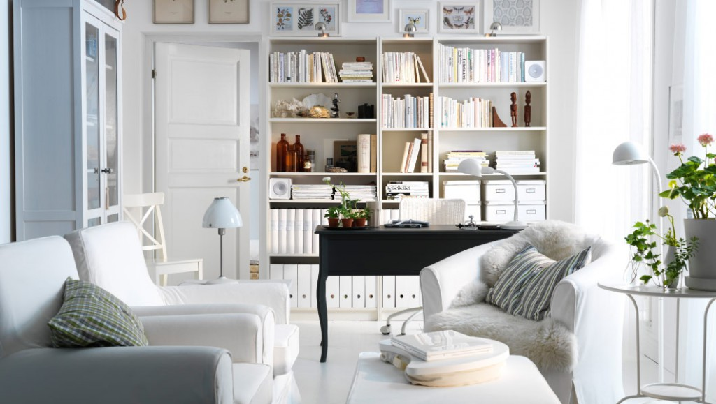 Классический интерьер для однокомнатной квартиры