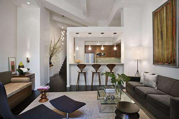 Стиль для однокомнатной квартиры