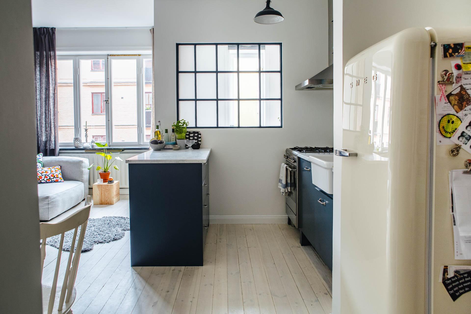 Бюджетный ремонт в однокомнатной квартире с перегородками