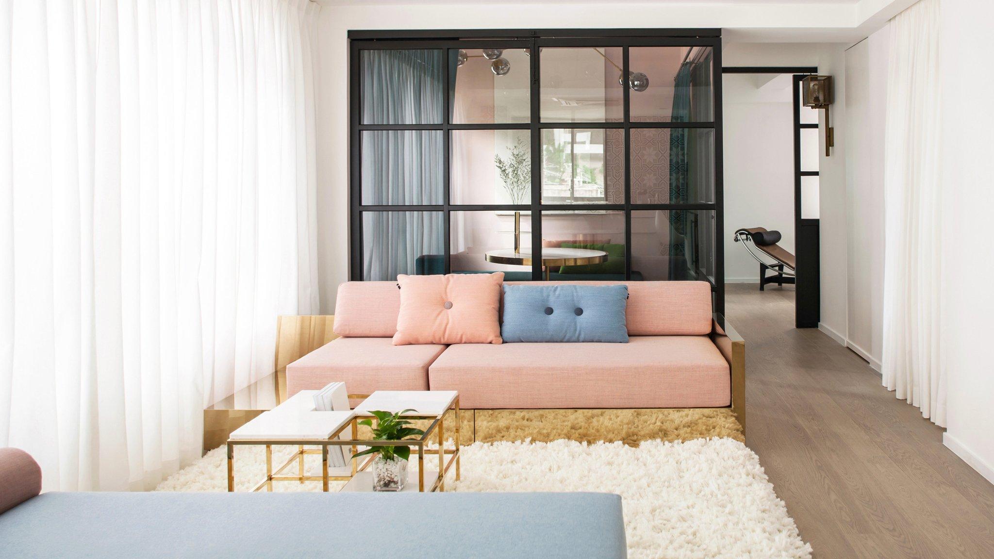 Бюджетный ремонт и планировка в однокомнатной квартире