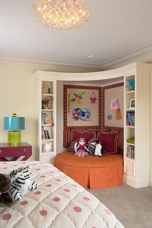 Дизайн однушки с детской постелью