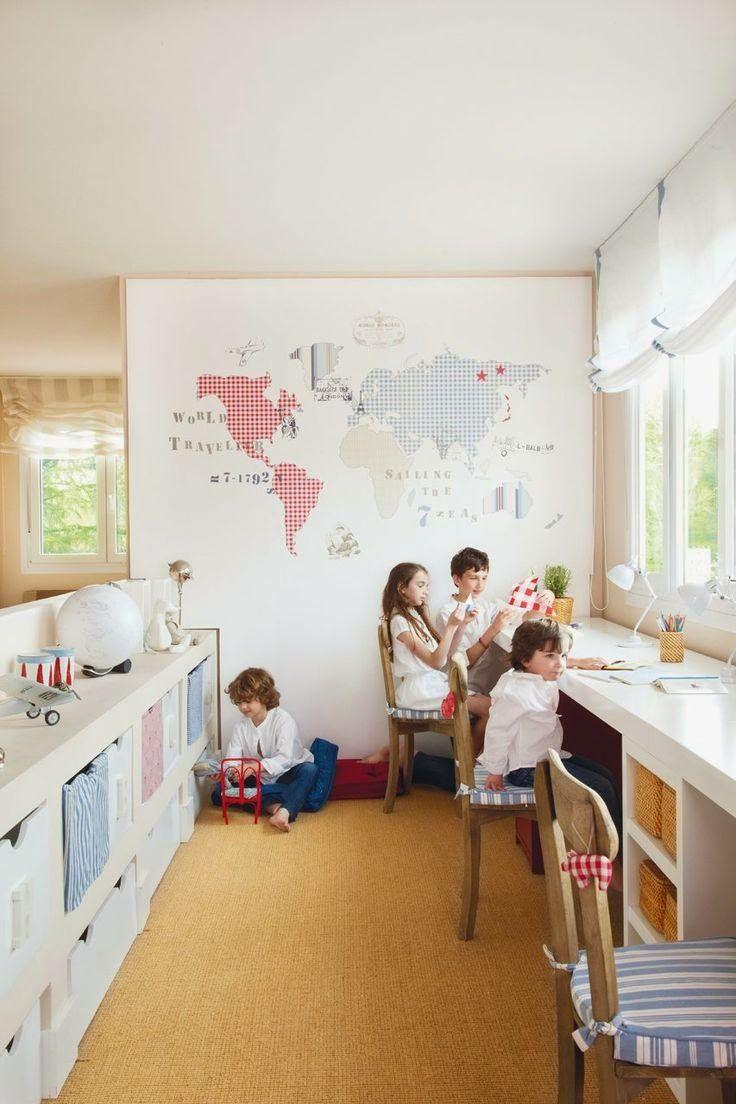 Дизайн однушки с детской и рабочим местом