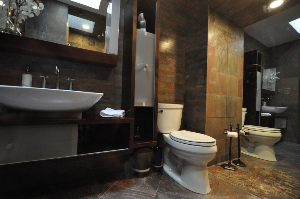 Интерьер в ванной 4 кв.м.