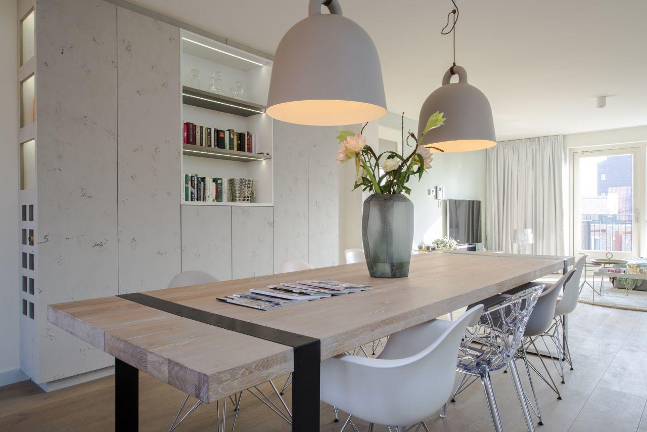 Бюджетный ремонт в однокомнатной квартире в столовой