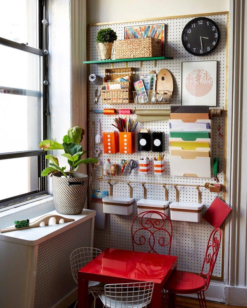 Дизайн однокомнатной квартиры с детским уголком