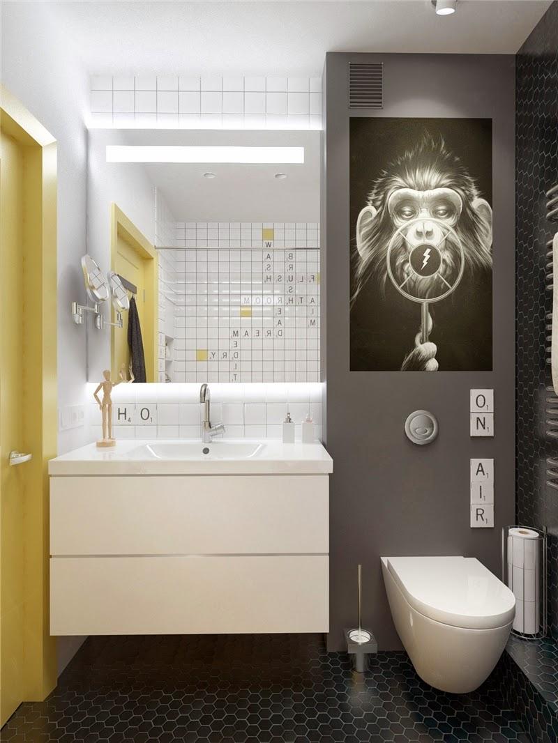 Бюджетный ремонт ванной однокомнатной квартиры