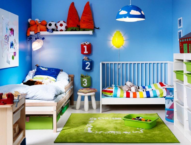 Спальные места для детей