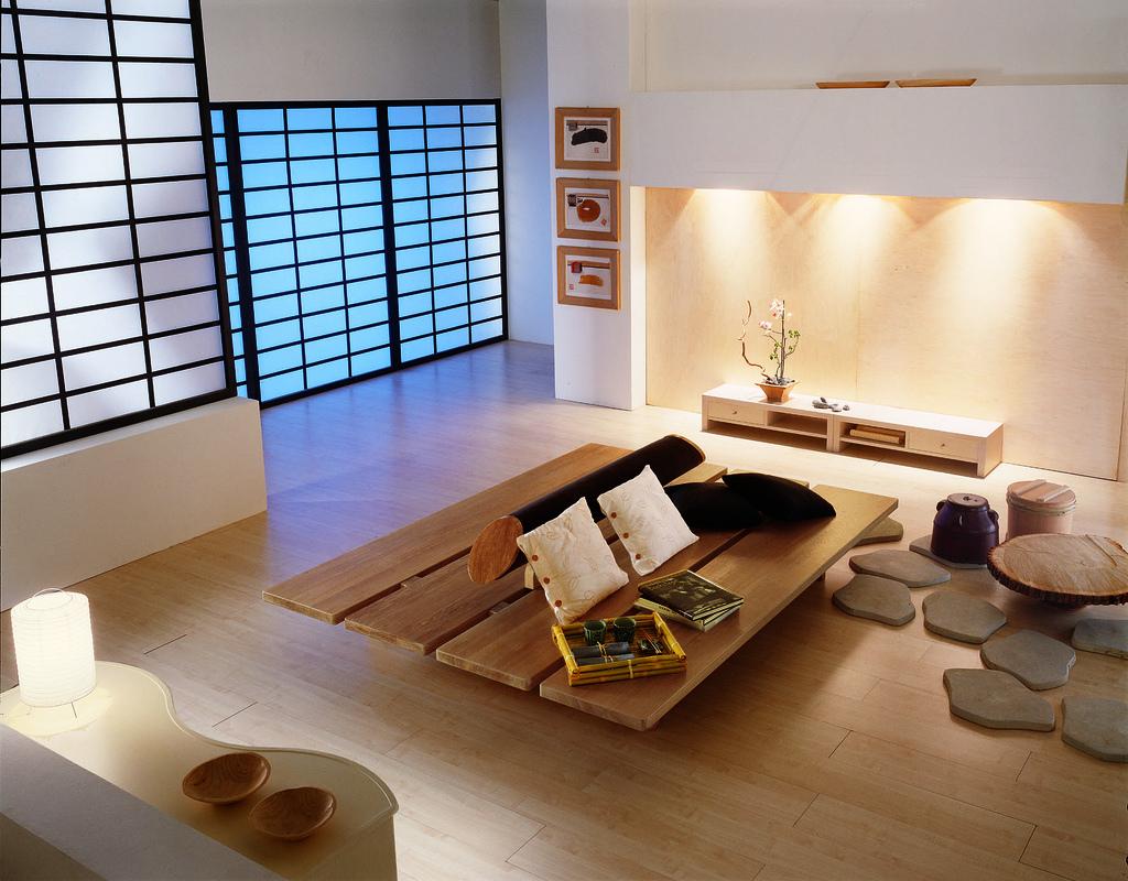 Фен шуй деревянной мебели