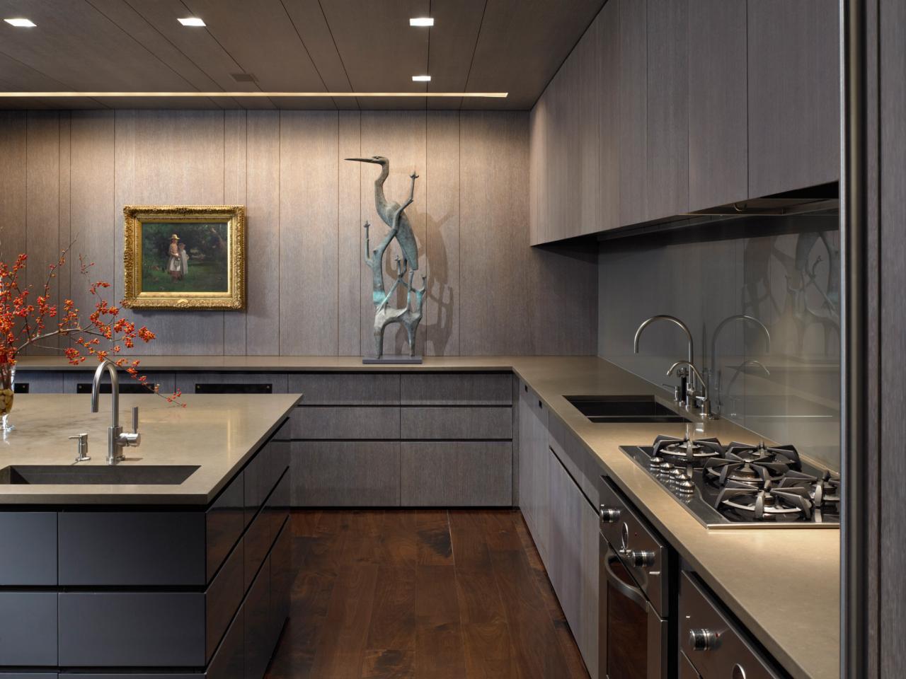 Кухонный гарнитур по фен шуй