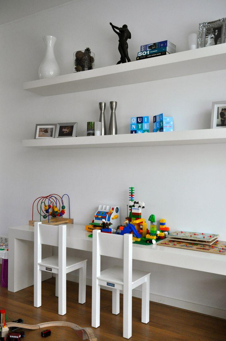 Интерьер детской зоны в однокомнатной квартире