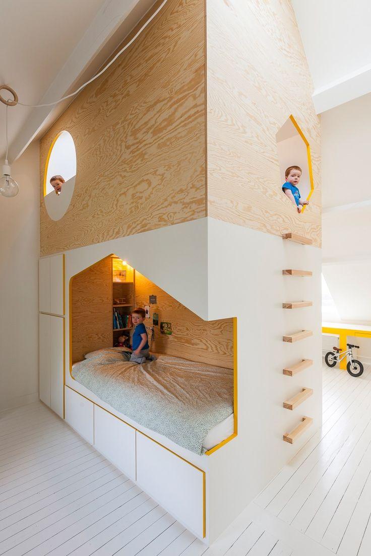Конструкция для детей в гостиной