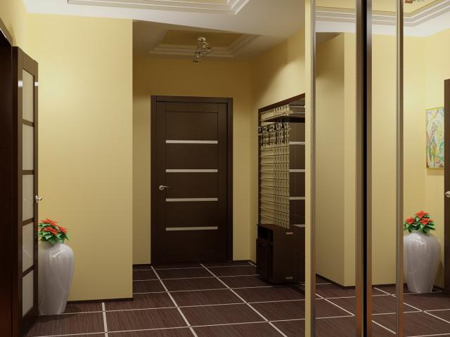 Дизайн коридора в квартире: как сделать ремонт в