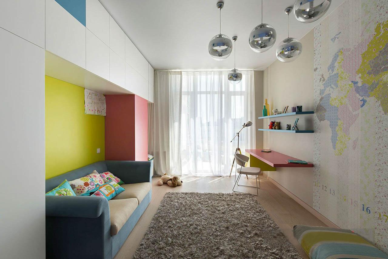 Модульная мебель для детской зоны