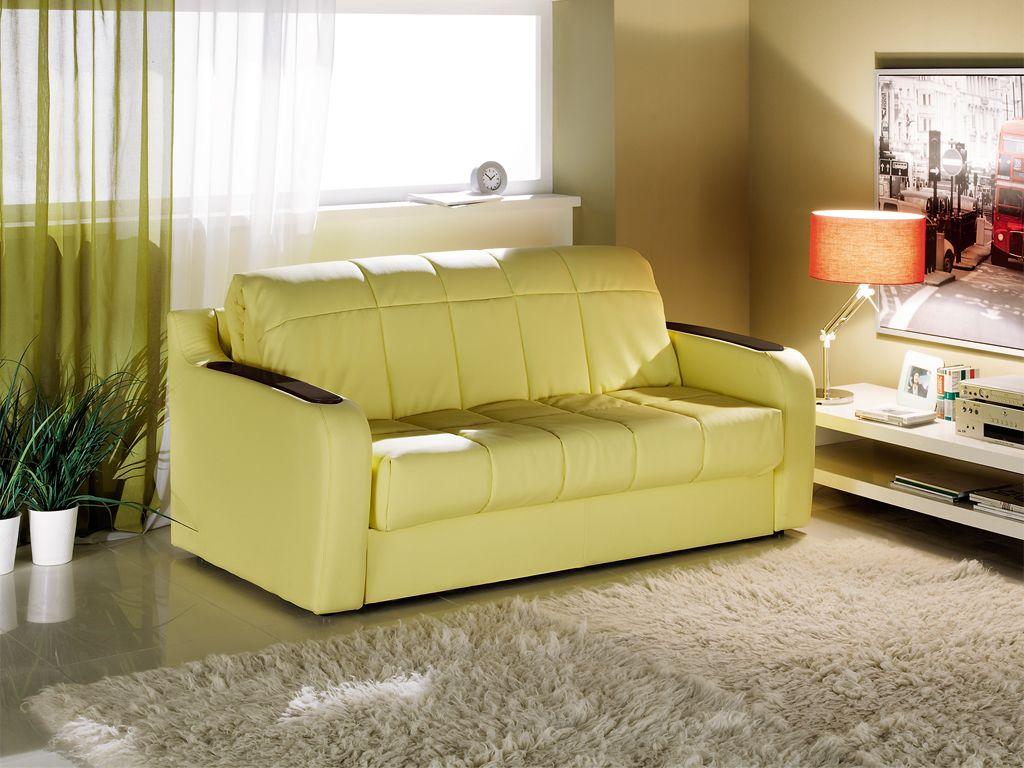 Зелёный диван