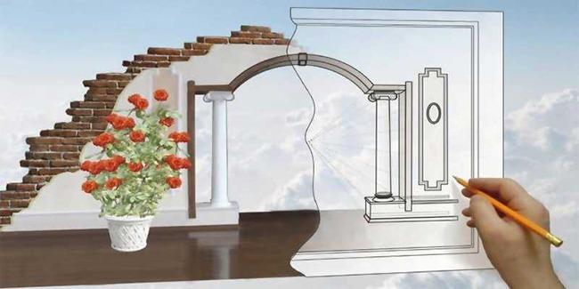 Арки в интерьере как элемент декора