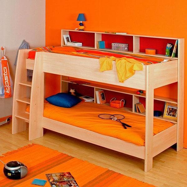 Детская оранжевая