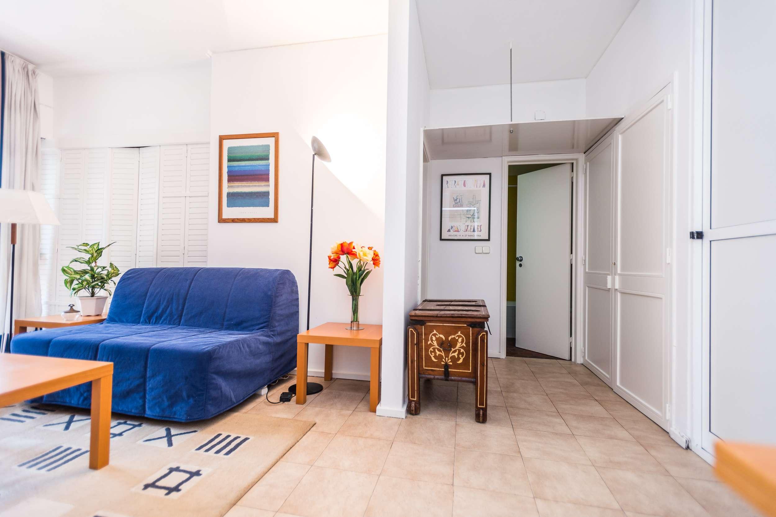 Обстановка и перепланировка однокомнатной квартиры