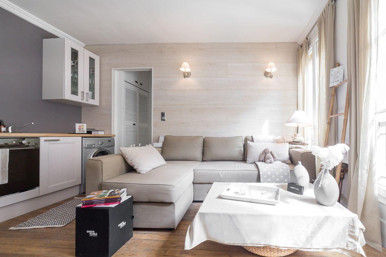 Обстановка и ремонт однокомнатной квартиры