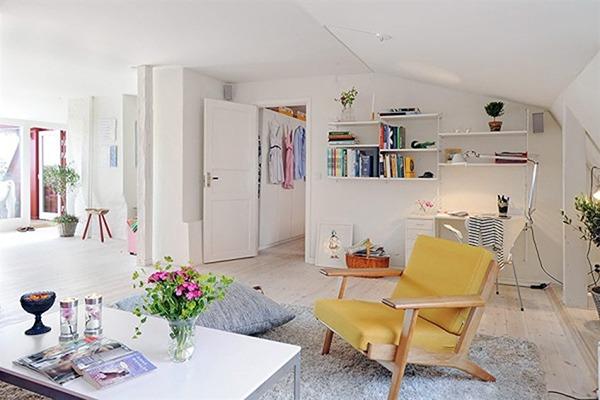Малогабаритная мебель в однушке