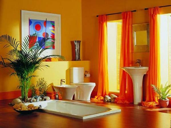 Солнечная ванная