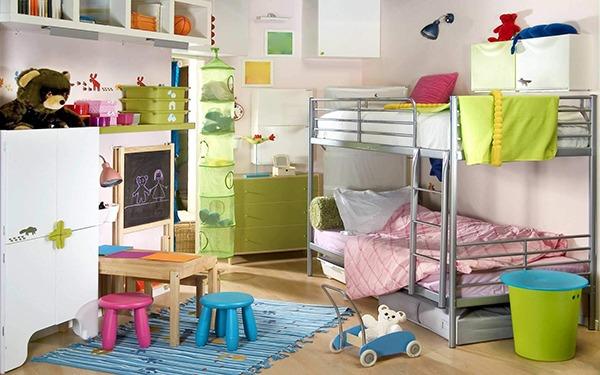 Детская комната эконом