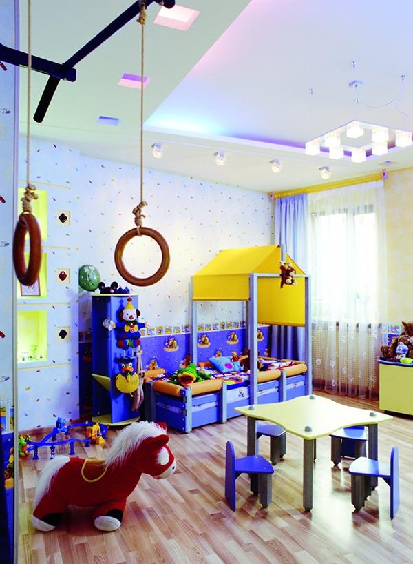Детская комната игрвоая
