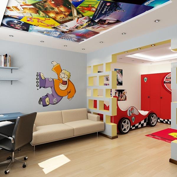 Детская комната стильная