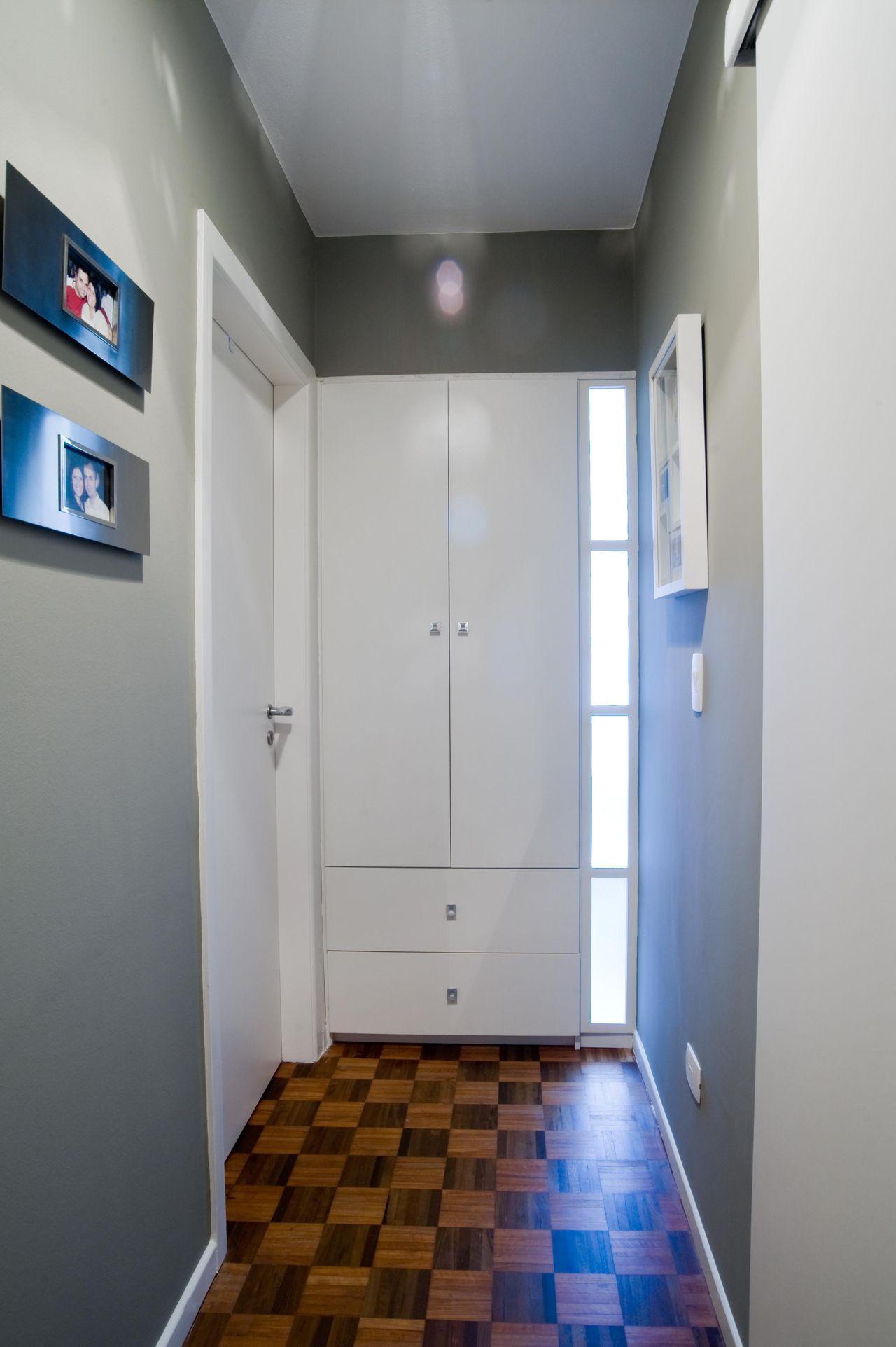 Фотографии в интерьере коридора