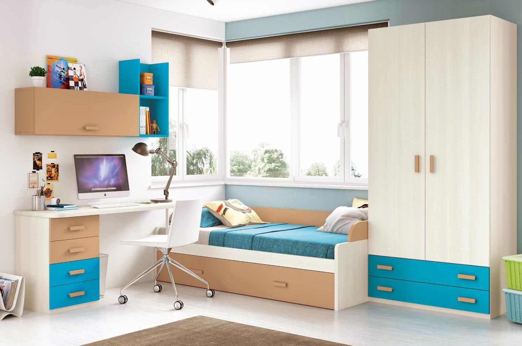 Эконом дизайн детской комнаты для мальчика