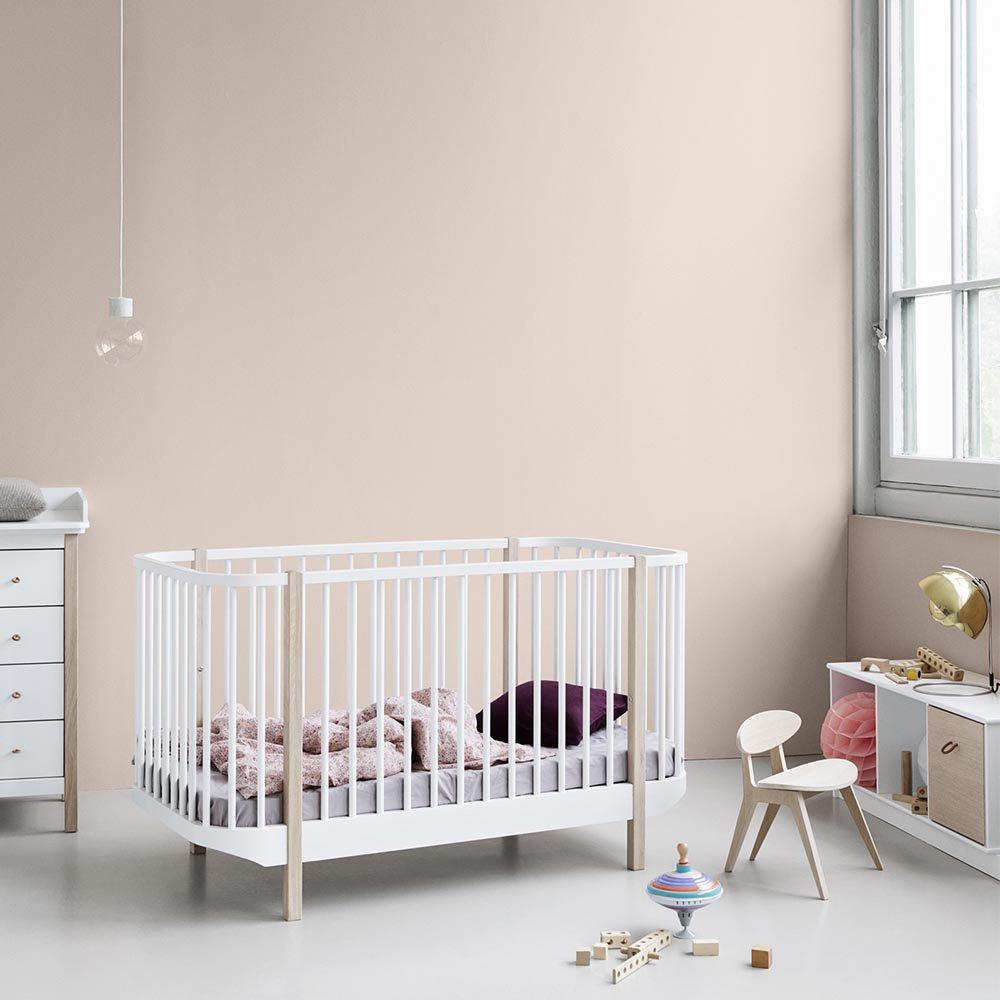 Эконом дизайн детской комнаты простой