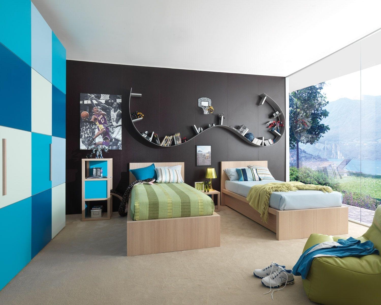 Эконом дизайн детской комнаты тематический
