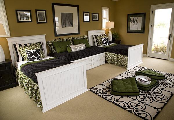 Мебель в комнате мальчиков