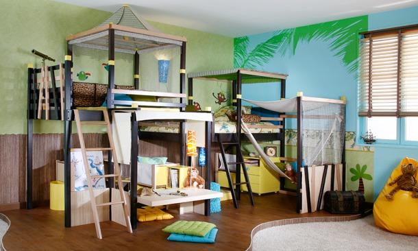Комната для мальчиков младшего возраста