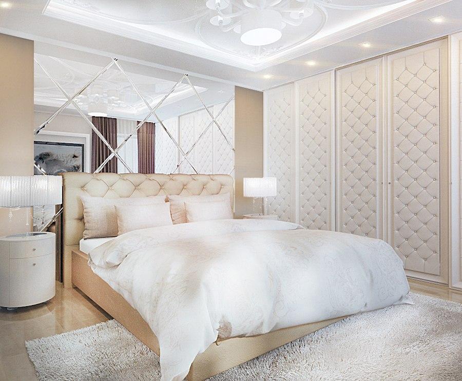Проект квартиры 105 кв.м.