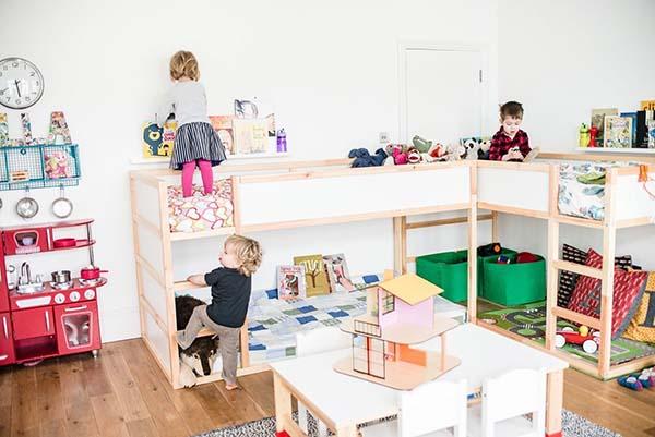 Комната для троих детей
