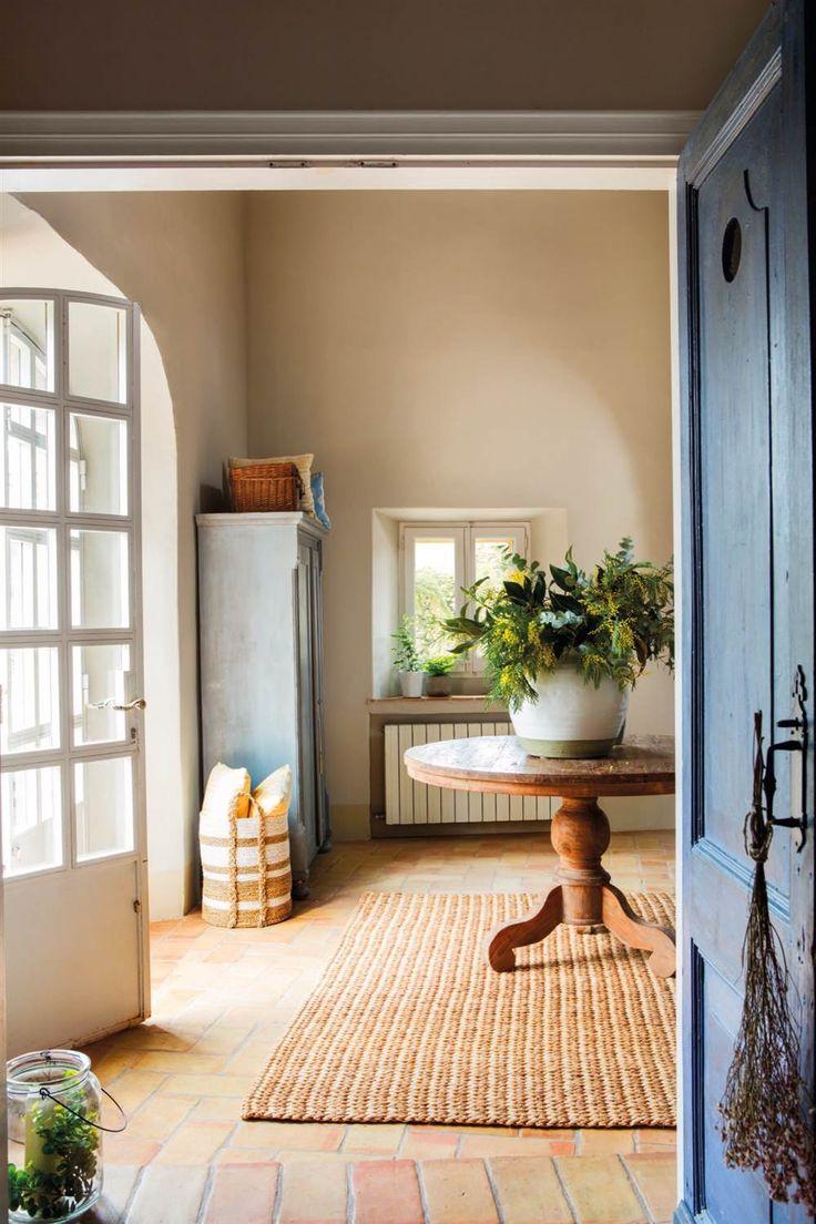 Ремонт коридора с белеными стенами при кошке и собаке