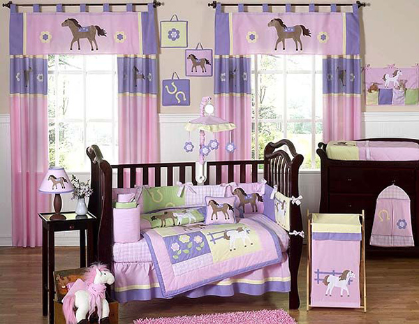Принадлежности для детской кроватки