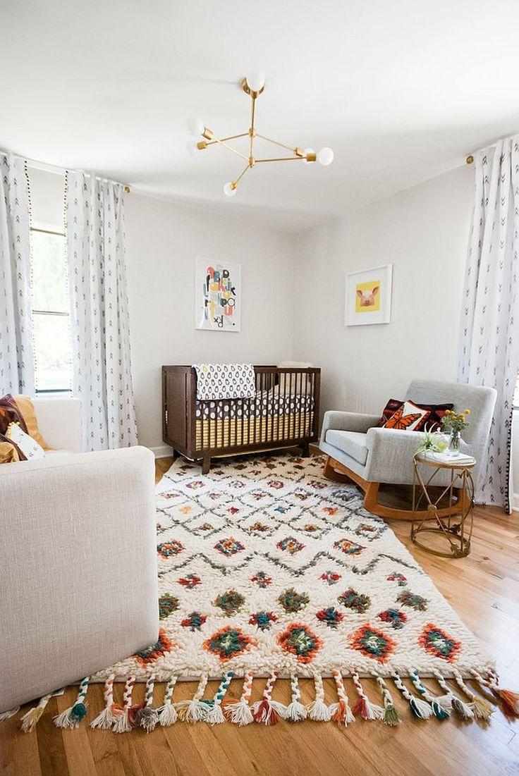 Декор детской кроватки деревянной