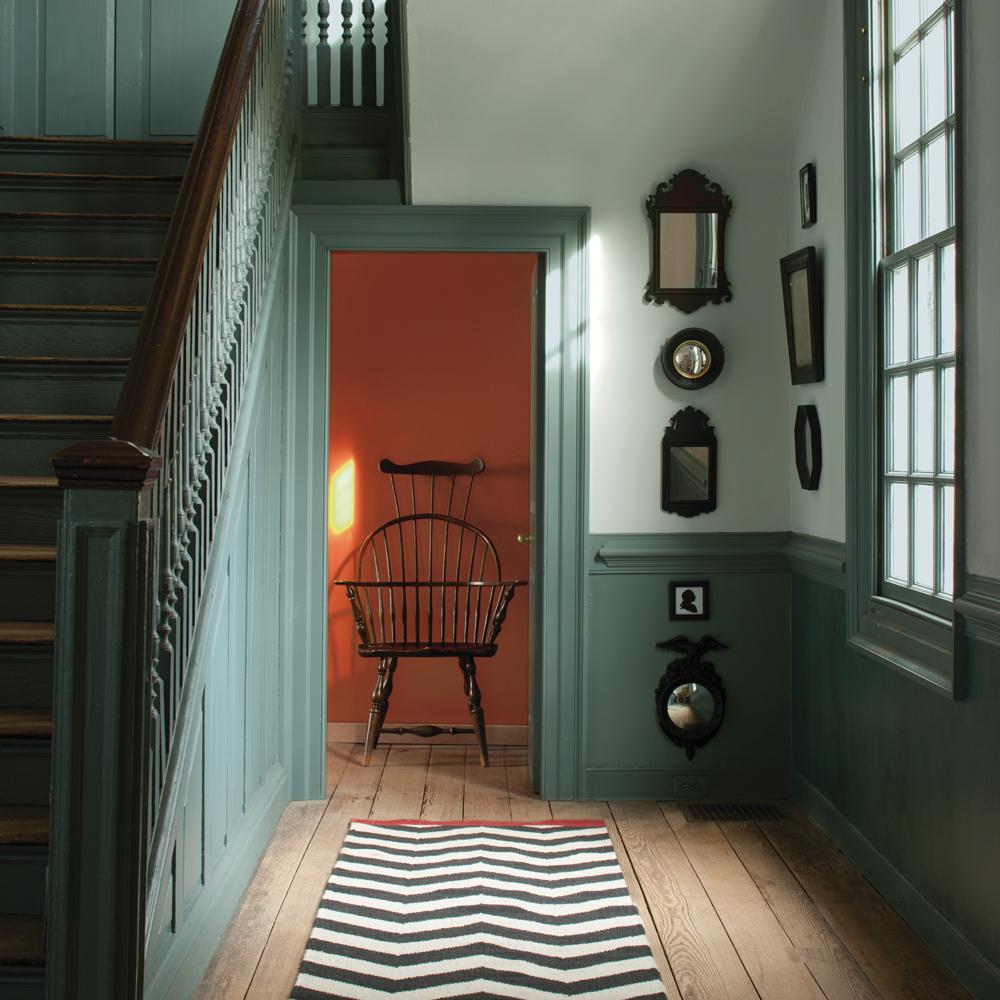 Оформление коридора в доме