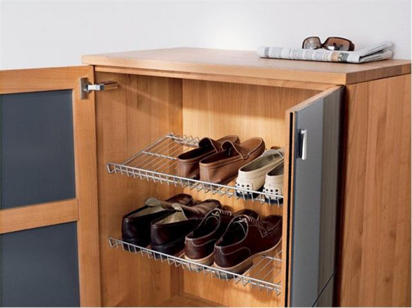 Хранение обуви в коридоре