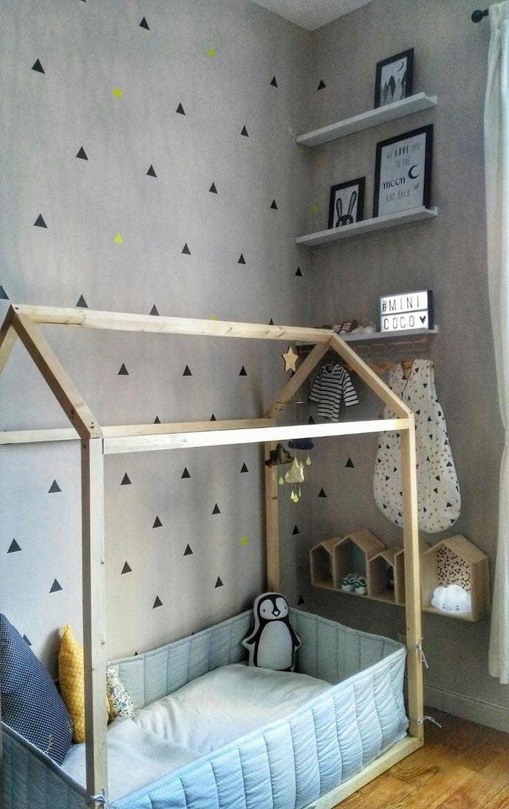 Декор детской кроватки модерн