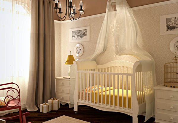 Детская Прованс для младенца