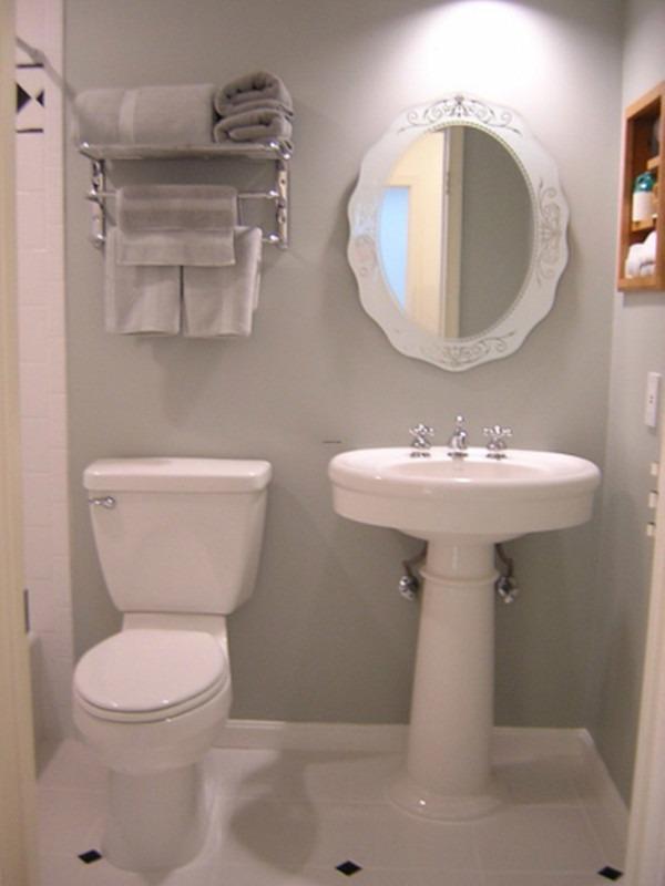Декор ванны и туалета
