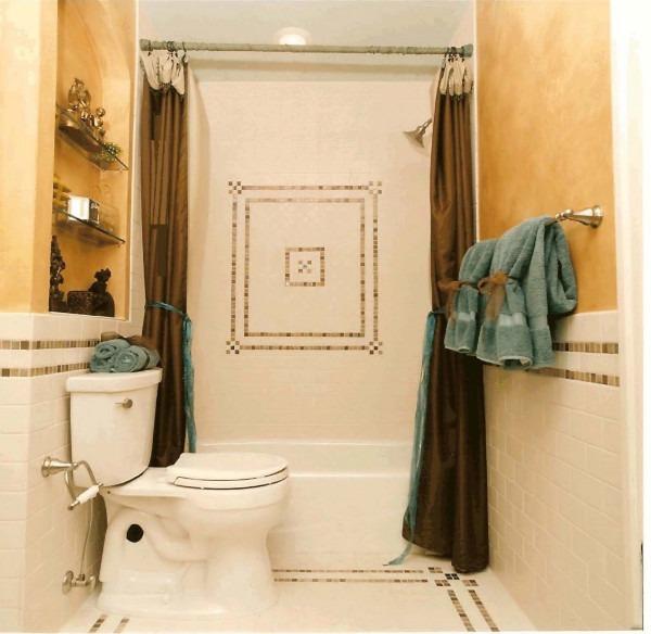 Ремонт в маленьком туалете