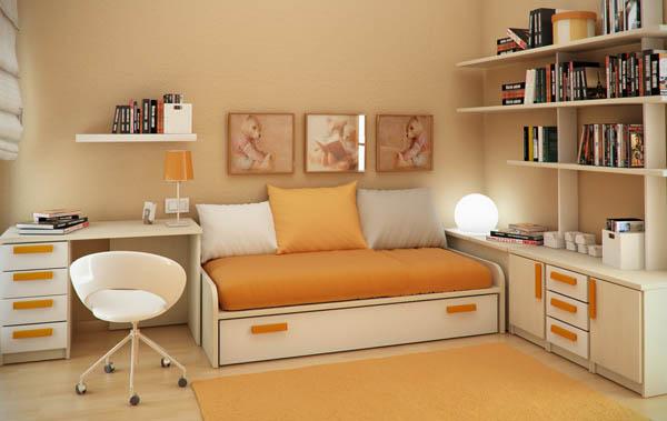Дизайн и планировка детской комнаты